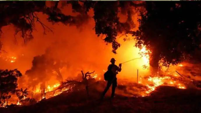 California Fire: Over 1 Million Acres Of Land Burned, 10 Dead Till Now