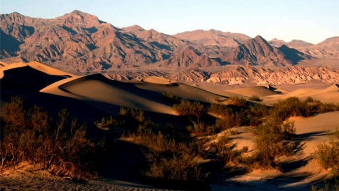 California's Death Valley Records Highest Temperature On Earth