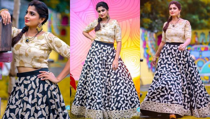 Fashion Friday: These pictures of Attarintlo Akka Chellellu star Chaithra Rai will leave you in awe!