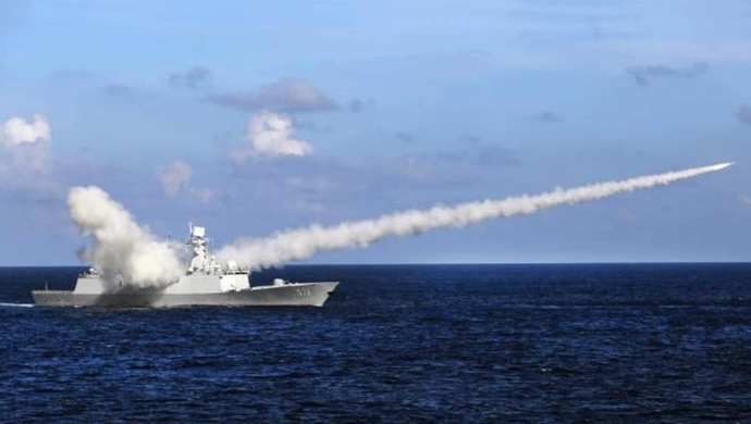 China Test-Fires Two Missiles In Warning To The US