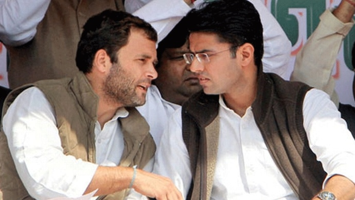 Rajasthan Crisis: Congress Forms Committee For Sachin Pilot