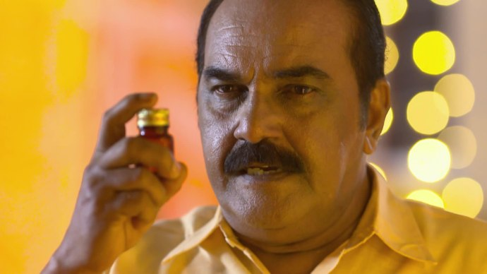 Das decides to drink the poison if Kalyani is not coming (source:ZEE5)
