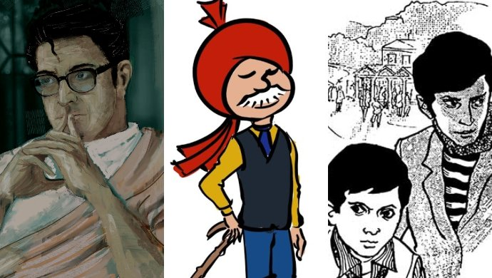 5 Detectives Of Indian Fiction World That You Should Know If You Liked Satyadev In 47 Days