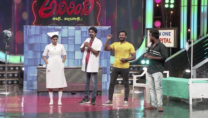 Dhanraj Blaster in Adhirindi Episode 20