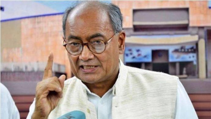 Congress Leader Digvijay Singh Slammed For Remarks On Ram Mandir's Bhoomi Pujan