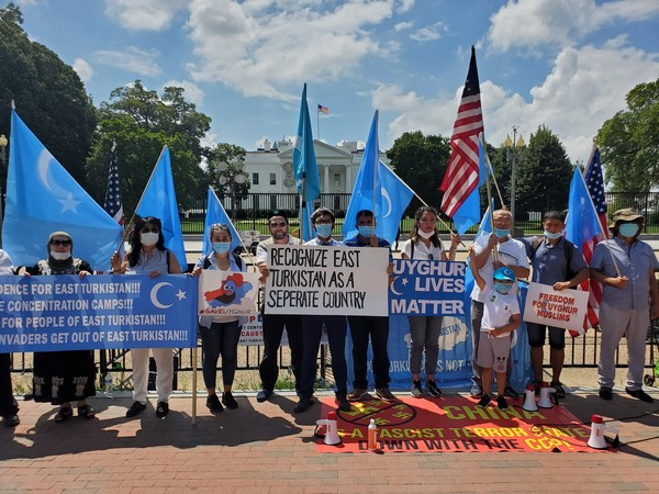 US must end trade deal with China: East Turkistan National Awakening activists