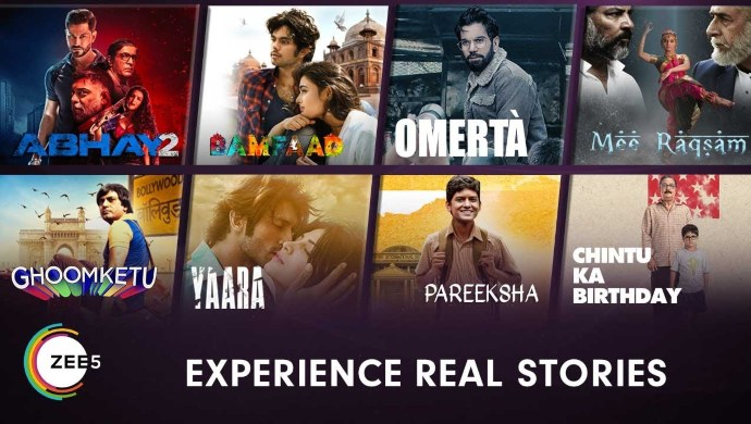 This August Experience Real And Inspiring Stories Like Abhay 2, Omerta And Mee Raqsam On ZEE5