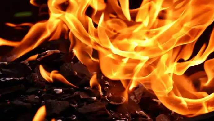 Fire Breaks Out At Noida Power Station