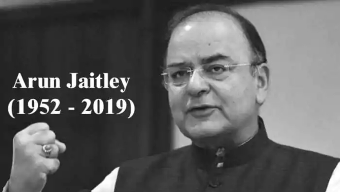 PM Modi Tweets On Arun Jaitley's First Death Anniversary