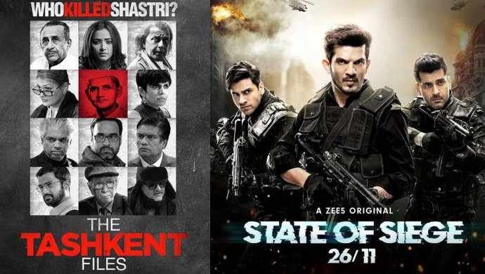 The Tashkent Files, Uri: The Surgical Strike – Patriotic Movies You Can Watch For FREE On ZEE5 With Your Vodafone (Vi) Number