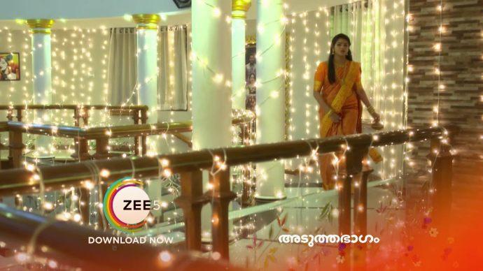 Ganga rushes to the scene (source:ZEE5)