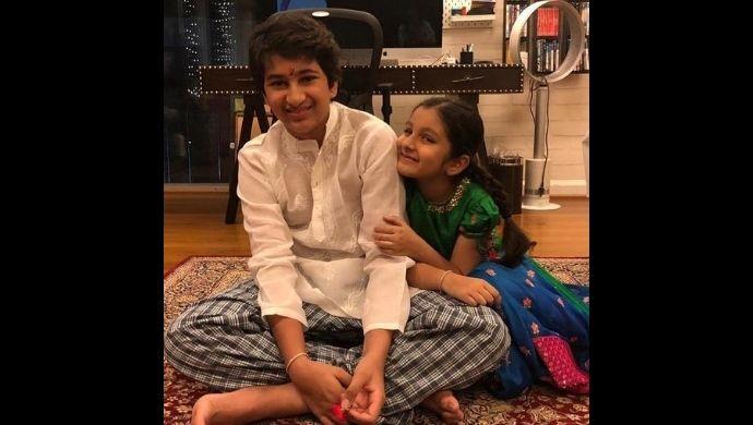 Gautam and Sitara