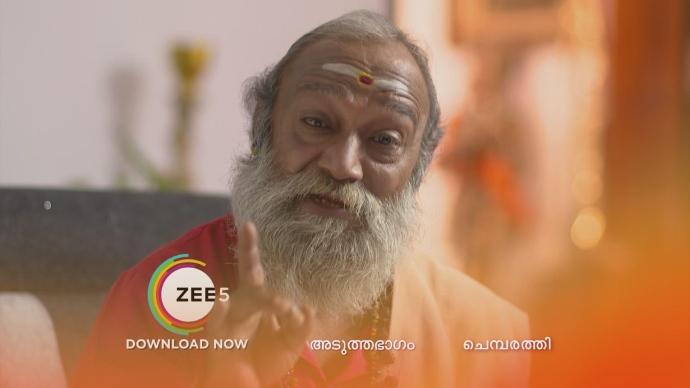Guruji predicts Kalyani's future (Source:ZEE5)