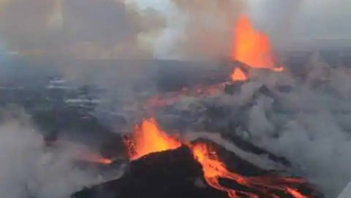 Iceland's Grimsvotn Volcano Set To Erupt Once Again