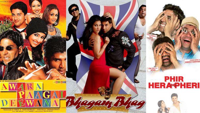 5 Best Comedy Of Errors Like Tiki-Taka, Bhagam Bhag To Lift Up Your Mood