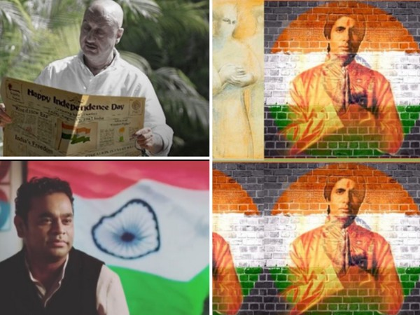 Bollywood celebrities greet nation with wishes for 74th Independence Day
