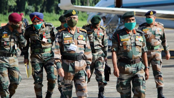 Indian Army Chief Says Commanders To Be Prepared Before August 15