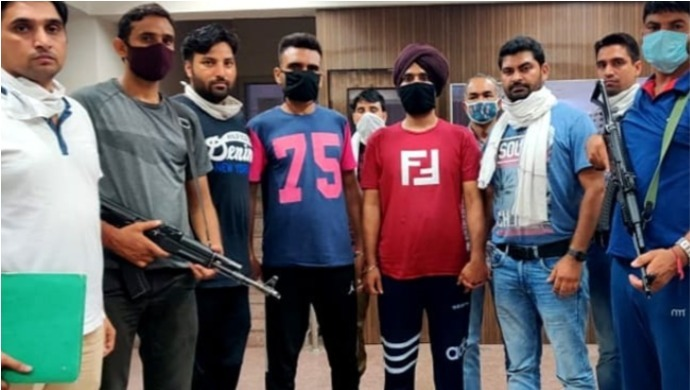 Arrested Members Of Khalistan Zindabad Force Have ISI Links, Says Delhi Police