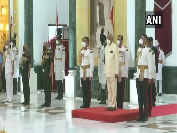 President Kovind hosts 'At Home' reception on I-Day