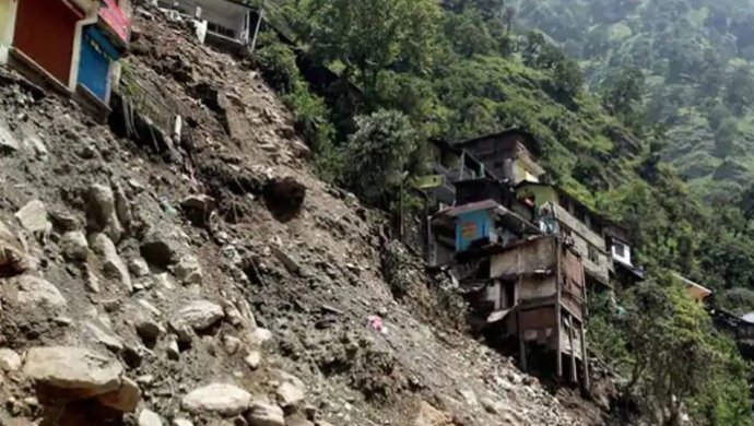 Uttarakhand Landslide: Rishikesh-Badrinath Highway Destroyed