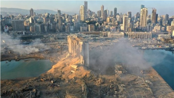 Several Nations Come Forward To Rebuild Lebanon After Disastrous Explosion