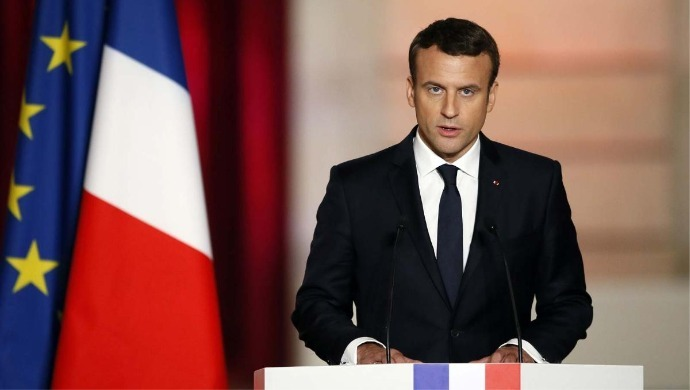 French President Emmanuel Macron First International Leader To Visit Lebanon