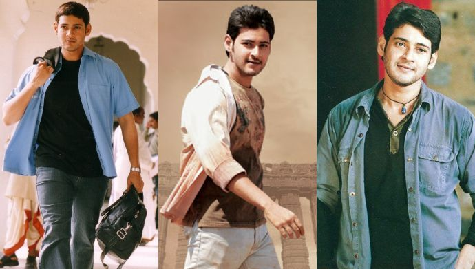 Mahesh Babu in early 2000s