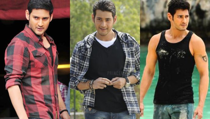 Mahesh Babu in early 2010s