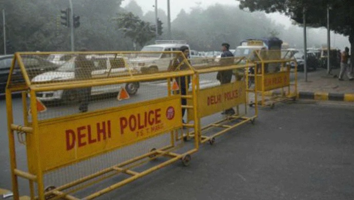 Delhi Man With Coded Letter Arrested Near Parliament House
