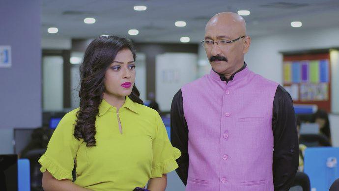 Meera and Jende in Prema Entha Madhuram