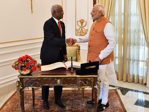 India announces $500 million connectivity project, cargo service to boost trade ties with Maldives