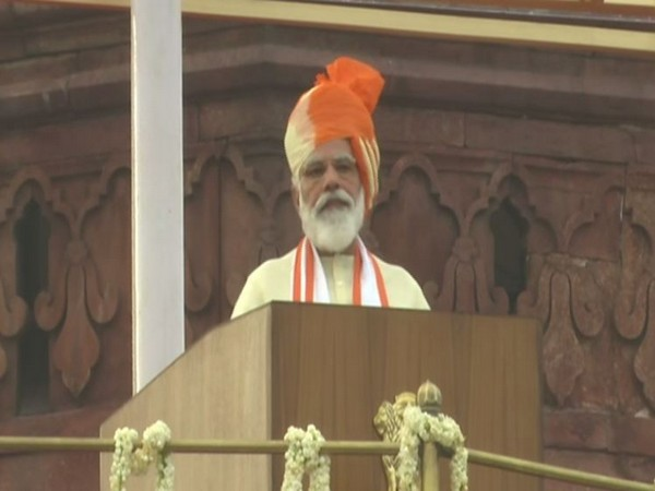 PM Modi breaks taboos, talks about sanitary napkins in Independence Day speech