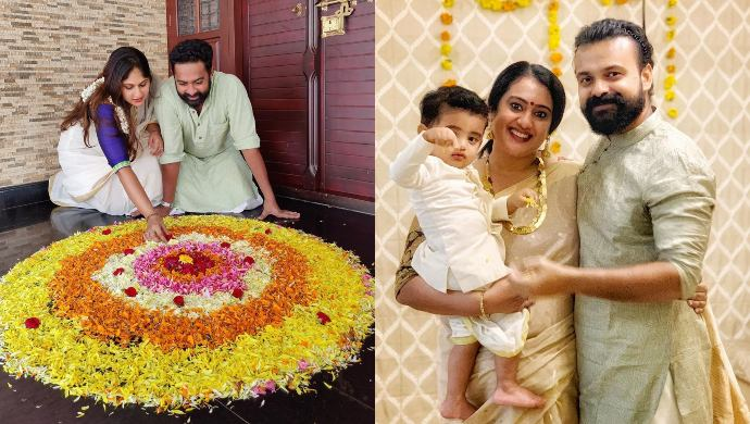 Onam Special: This is how Mammootty, Mohanlal, Tovino Thomas celebrated the festival!