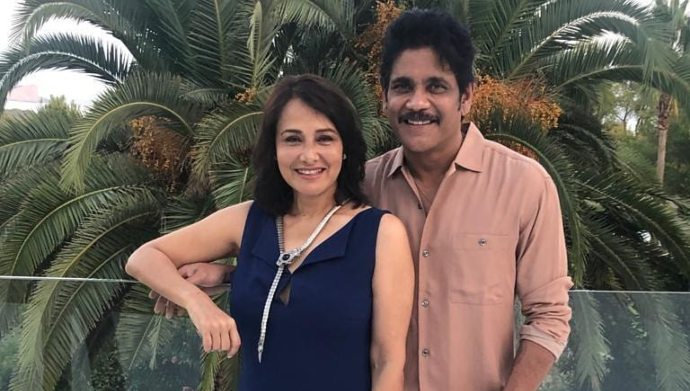 Nagarjuna and Amala Akkineni