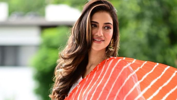Monday Motivation: Asur star Nusrat Jahan's words of wisdom will help you attain peace