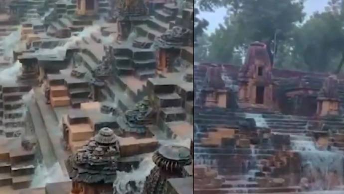 PM Modi Shares Video Of Sun Temple In Modhera, Gujarat