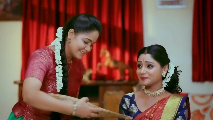 Paaru: Janani Gets Ready To Start Her New Life With Preethu