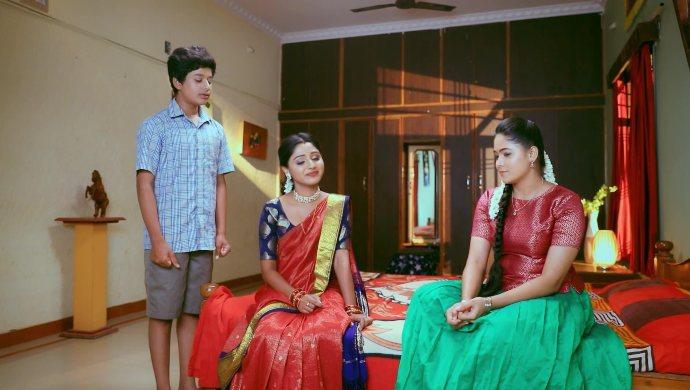 Paaru: Adi Talks To Preethu About His Feelings For Paaru