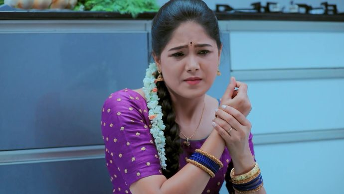 Paaru: Will Paaru Find A Way To Remove The Bangles From Her Hand?