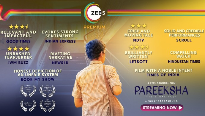 Pareeksha 'An Honest Depiction Of The Education System' Is Impactful! Read Reviews Here