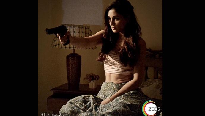 Pooja Chopra in Poison 2 on ZEE5