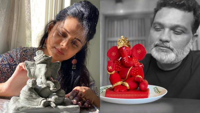 Ganesh Chaturthi 2020: 6 Eco-Friendly Idols You Should Opt For This Year Inspired By Prarthana Behere And Ravi Jadhav