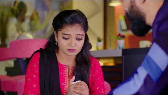 Prema Entha Madhuram - Anu is sad