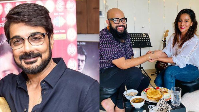 Prosenjit, Sayantika: Check Out These 8 Favourite Tollywood Stars Who Celebrated Rakhi 2020 In Style!