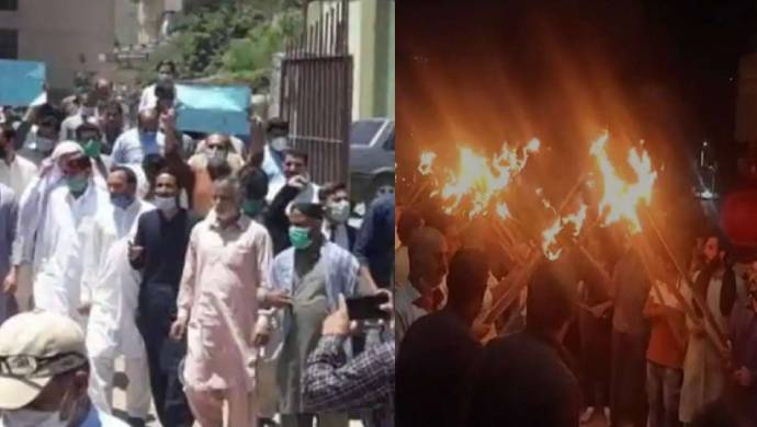 Protests Erupt In PoK Against China-Backed Dams
