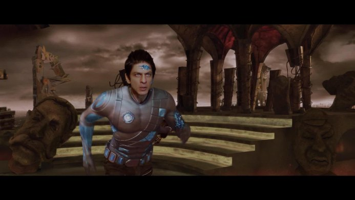 A still from Ra. One