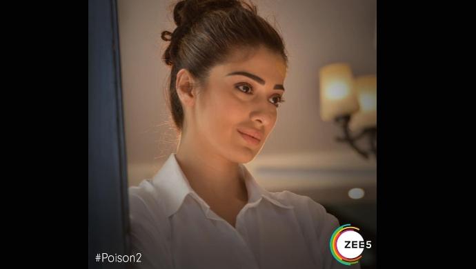 Raai Laxmi in Poison 2 on ZEE5
