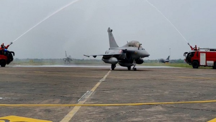 Rafale Induction Ceremony May Have PM Modi And French Defence Minister