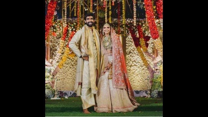 Rana and Miheeka Wedding Pictures