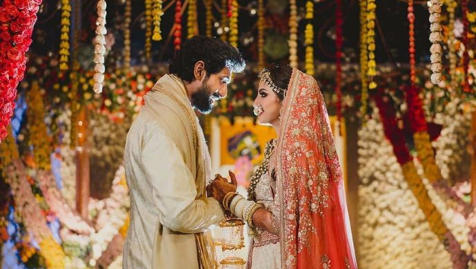 In pictures: Rana Daggubati and Miheeka Bajaj's dreamy lockdown wedding is a must see!